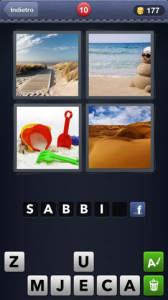 4 immagini 1 parola soluzioni del gioco 1