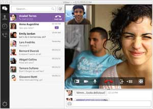 Viber per Mac e PC