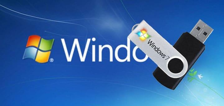 installare Windows 7 e 8 con pendrive