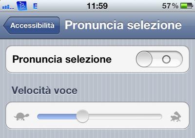 Pronuncia-Selezione-Beiphone