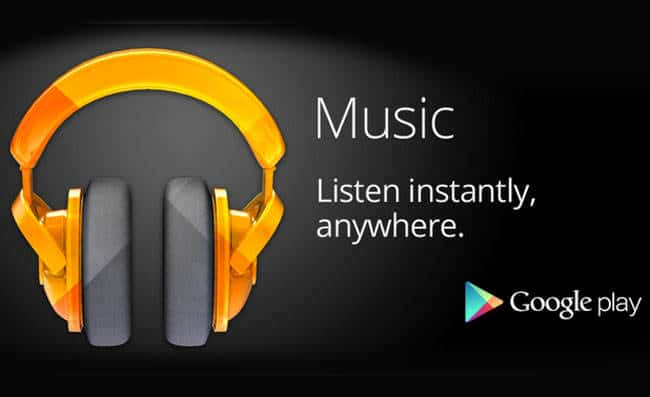 iCloud per Android: Play Music