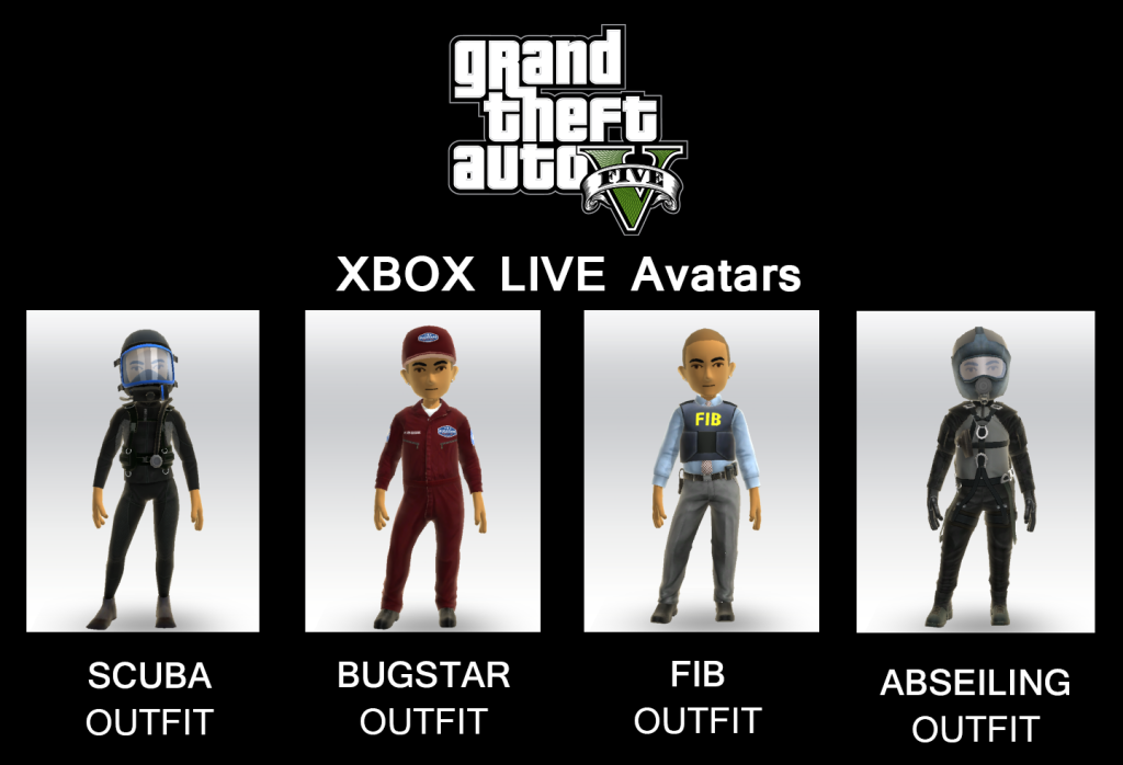GTAV_XboxLiveAvatars