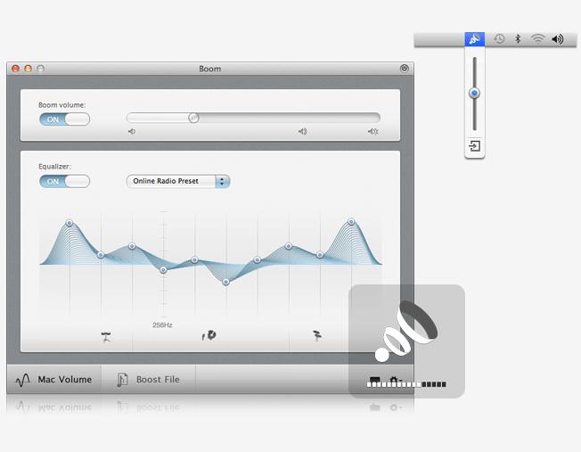 volume dei Mac 2