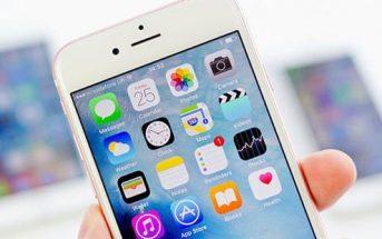 inviare file Bluetooth iPhone