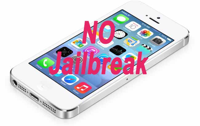no-jailbreak
