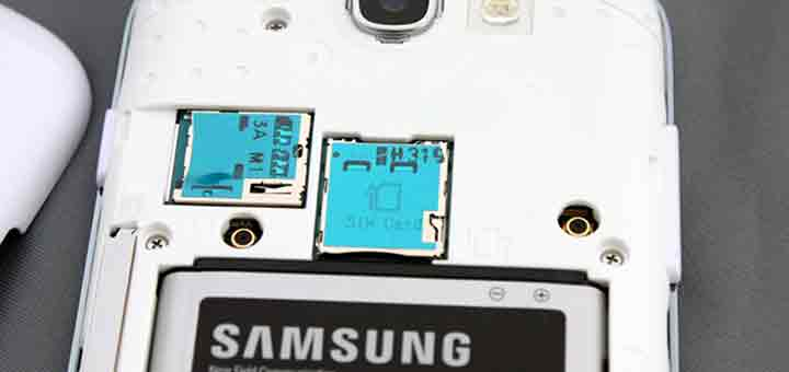 Samsung Galaxy esteri