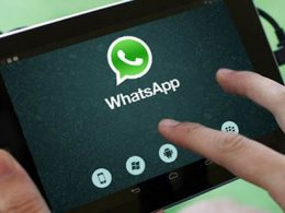 WhatsApp per tablet