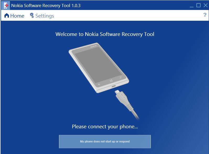 recuperare uno smartphone Nokia 2