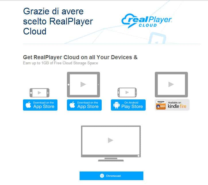 RealPlayer 4