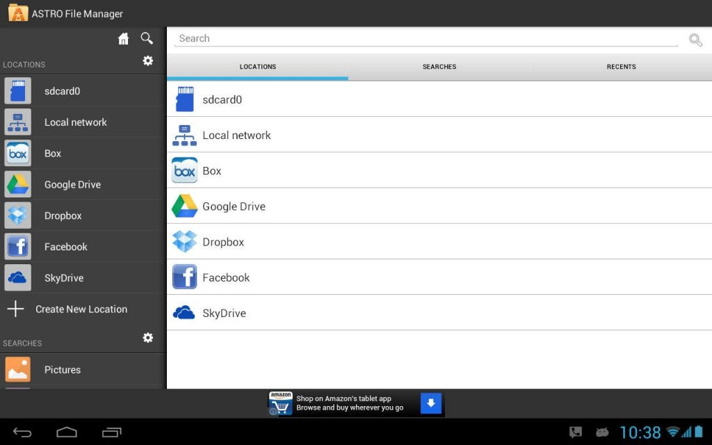 File Manager Android gratuiti 2