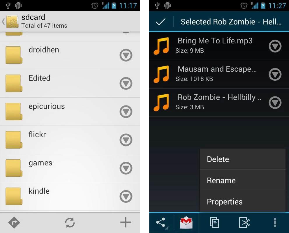 File Manager Android gratuiti file explorer