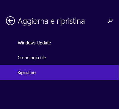 verifica della firma drivers in Windows 8 6