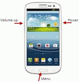 sbloccare il Samsung Galaxy S3