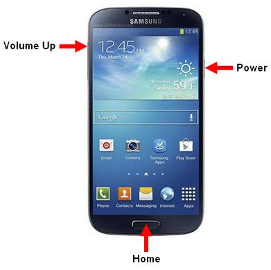Hard Reset suSamsung Galaxy S5