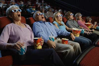 film in 3d gratis