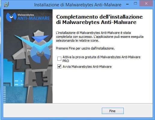 eliminare gratis malware 4