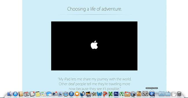 registrare schermo Mac 1