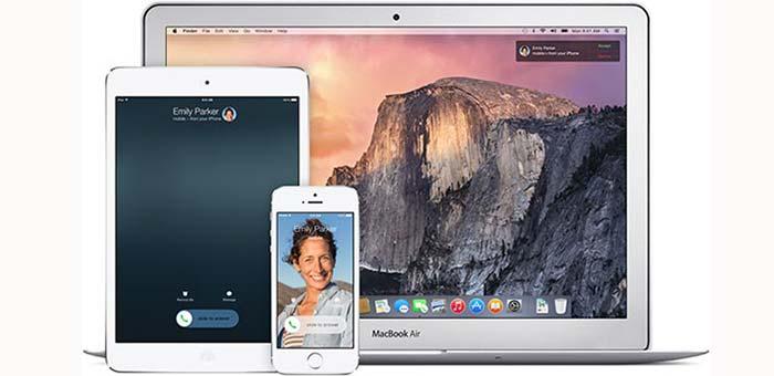 Mac supporta Handoff di iOS 8