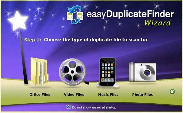 eliminare file duplicati 1