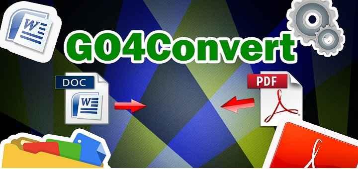 convertire online ePUB in PDF logo