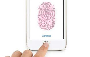 supporto Touch ID