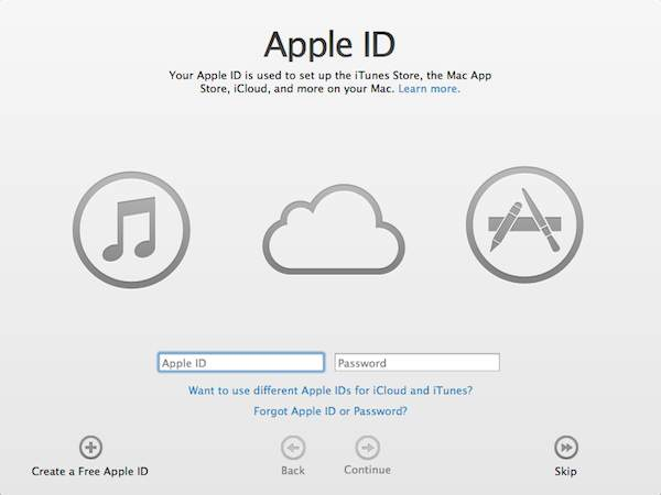 appleID-Mac