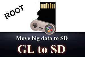 spostare giochi eapp su SD Card