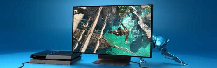 collegare la PS4 ad un qualsiasi monitor 1