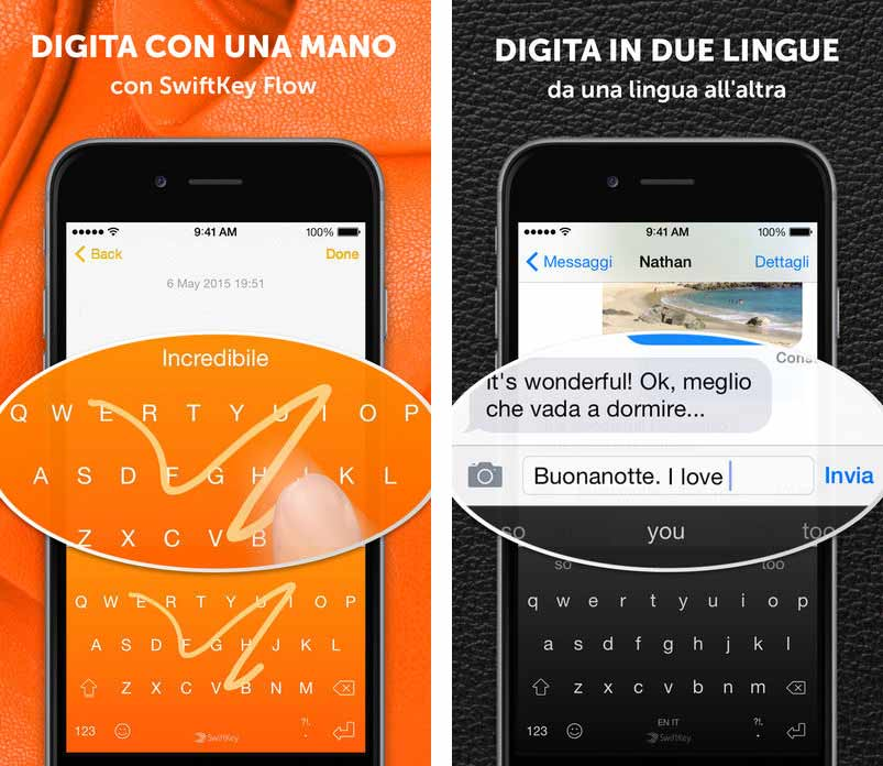 nuove tastiere iphone