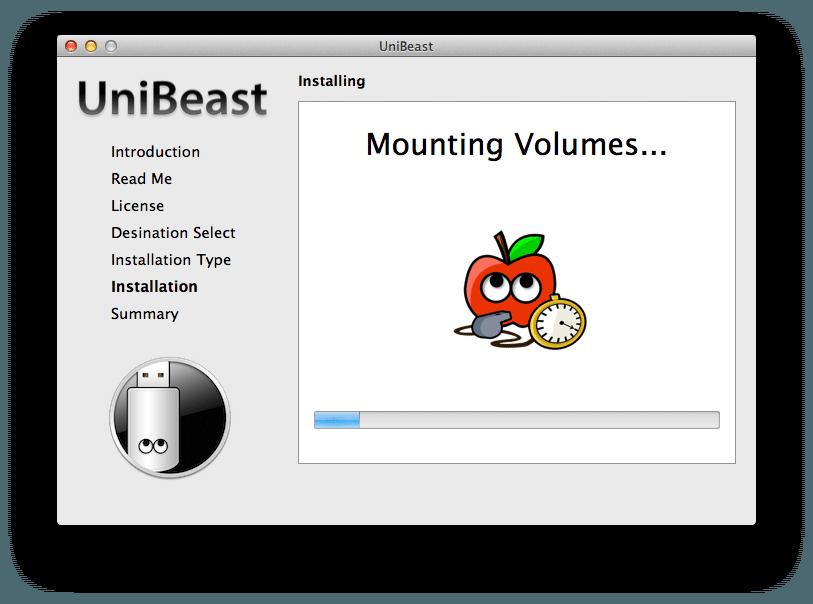 OS X Yosemite Hackintosh 8