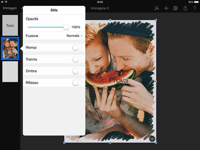 migliore editor fotografico per iPad 4