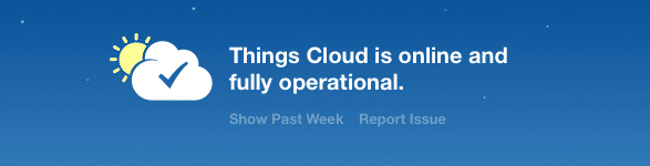 things 3 cloud