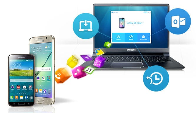 trasferire dati da iphone a samsung j3