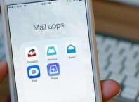 email iPhone