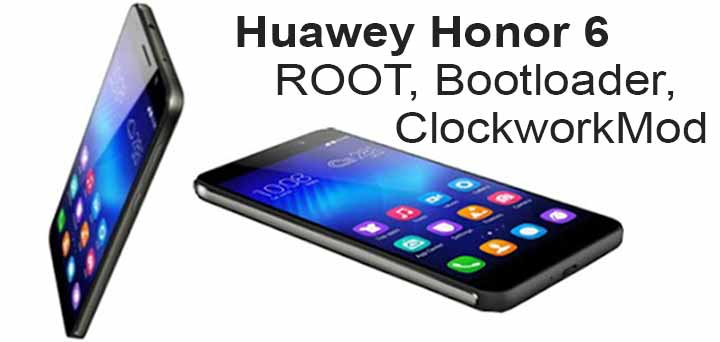 How To Root Huawei Honor 6