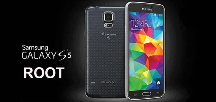 permessi di root su Samsung Galaxy S5