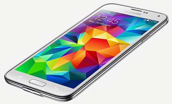 Android Lollipop 5.0 no-brand su Galaxy S5 1