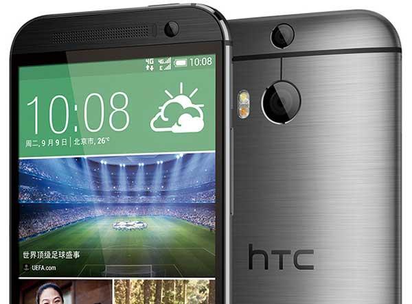 aggiornare HTC One M8 ad Android 5