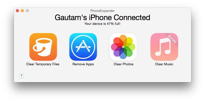 phoneexpander-home-screen