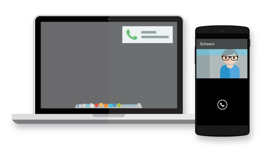 ricevere le notifiche Android su Mac & PC