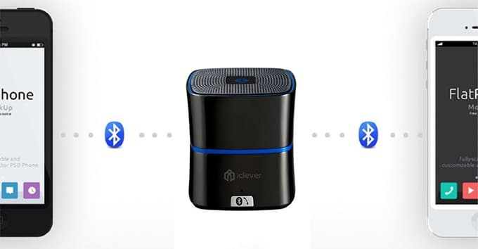 iClever Bluetooth Wireless Speaker 7