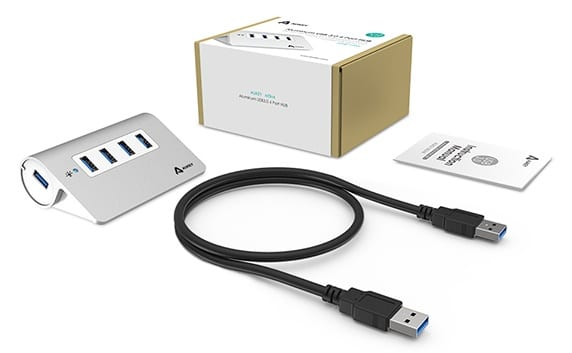 Aukey Aluminum USB 3 5