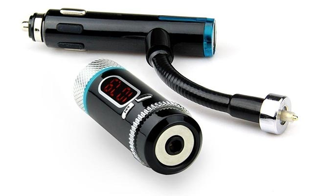 Trasmettitore FM Bluetooth iClever 2