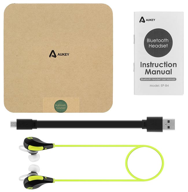 cuffie in-ear Aukey 2