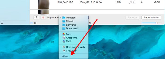 Come trasferire foto da iPhone a Mac-2