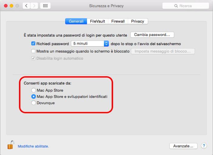 App non riconosciuteda Apple 3