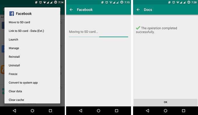 espandere memoria interna android 10