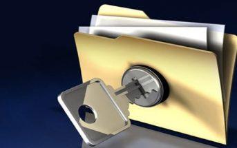 proteggere file e cartelle
