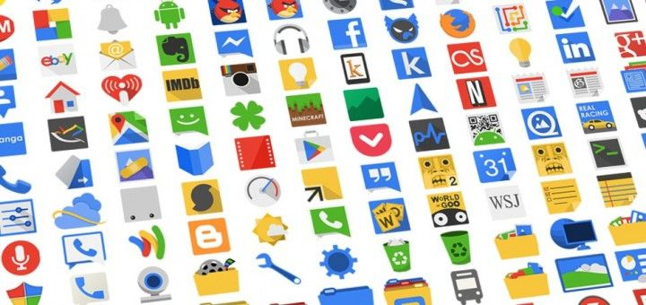 Icon Pack Android logo