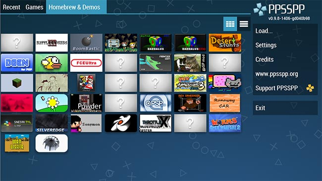 PPSSPP PSP Emulator per Android 2